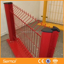 China Supplier PVC Coated Ornamental Wrought Iron Fence