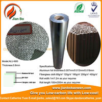The fiberglass fabric aluminum foil,refrigeration products