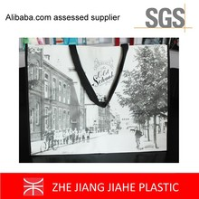 Recycle PP woven shopping bag plastic shopping bags