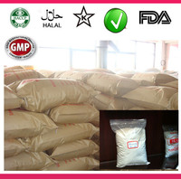 The largest supplier in China 25kg organic 75% food grade bulk wheat gluten meal