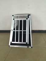 Big Single-door ellipse tube dog cage