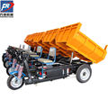 Environmental electric mini dump truck