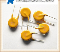 Klite Thermal Polyswitch Resettable Fuse Electronic Components China