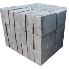 ISO9001 Manufacturer Supply High Density Customized Molded Carbon Graphite Block For Sealing Rings