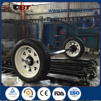 boat trailer axles and small wheels for sale