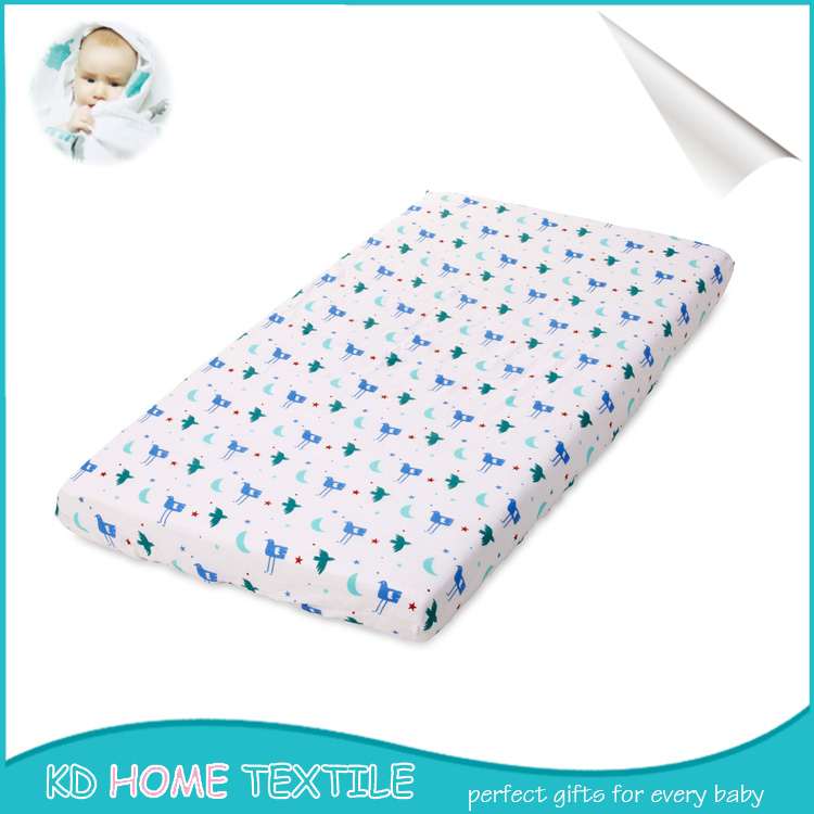 Hot new products for 2015 soft girl baby crib bedding set