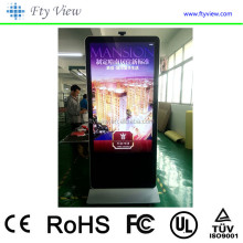 retail and exhibition advertising Type and Indoor Application LCD advertising alarm retail display