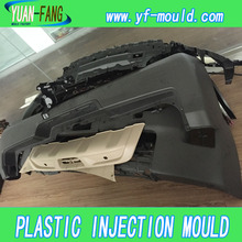 Car Front Bumper plastic Mould / Plastic Injection mold / Mould making