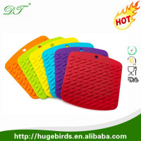 Hot selling silicone rubber pot holder/silicone trivet