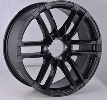 hot replica rims wheels for japan TY pra rims and also for normal car wheels 6x139.7 with POWCAN produce
