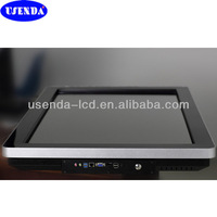 19 22 26 inch 3G/wifi smart touch computer with Dual core Intel Atom D525 processor