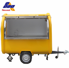 Hot selling hamburgers carts food car for sale/Mobile Food Trailer/ice cream truck