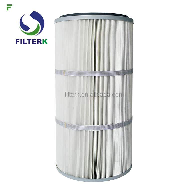 FILTERK G3566 Polyester Cylindrical High Quality Air Filter Cartridge
