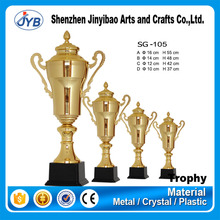 fine quality custom award metal trophies made in china with best quality
