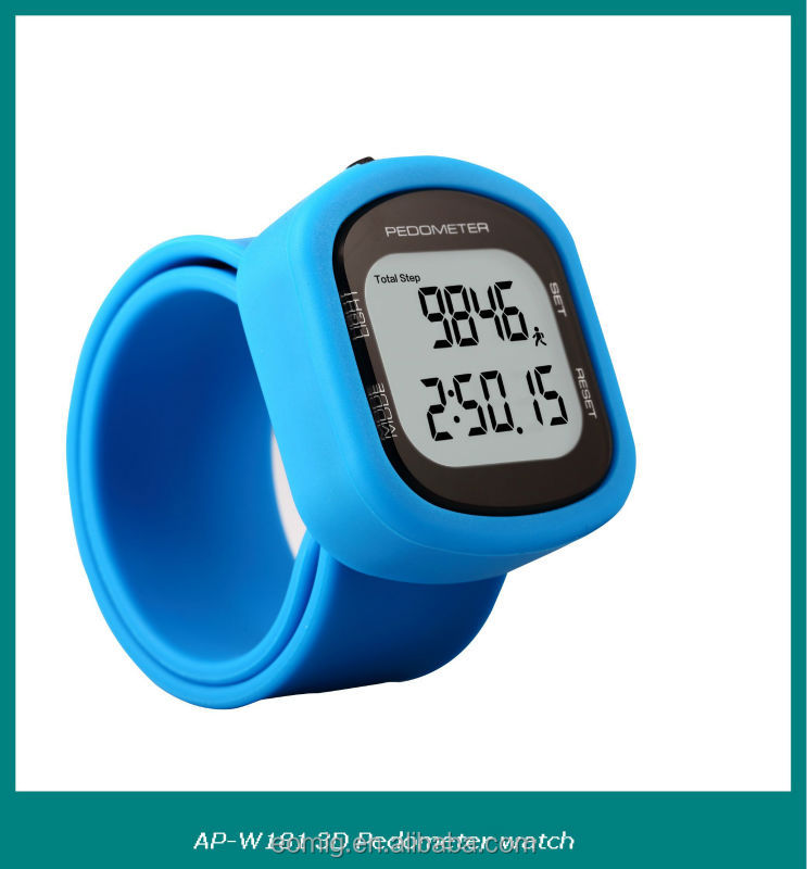 Pedometer Stop Watch