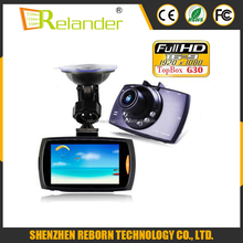 Mini Car DVR Camera G30 Dashcam Full HD 1080P Video Registrator Recorder G-sensor Night Vision Camera