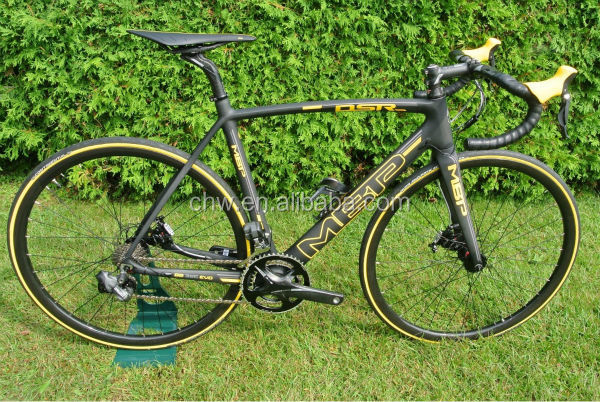 Road Disc Brake 54cm DSR MBP Complete Customization Full Carbon Bike