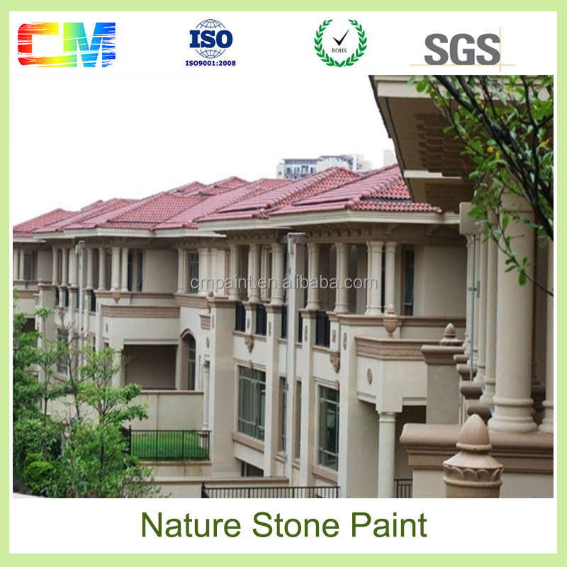 Online shopping spray paint exterior paint quartz stone paint and coating with china supplier