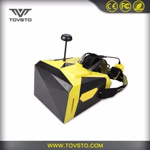 TOVSTO 5.8G Speaker Radio Receiver Monitor FPV Eyewear For Drone Video Glasses