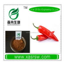 Natural Oleoresin Capsicum Extract Powder