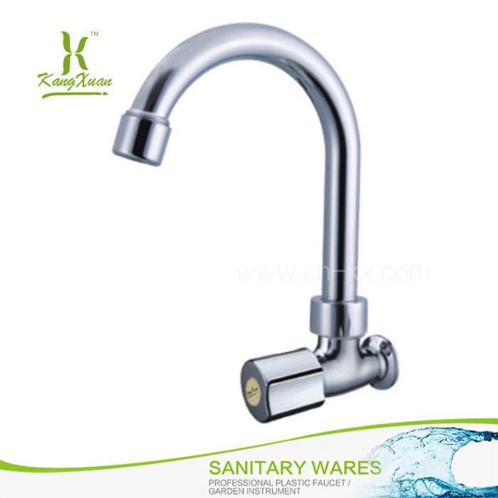 Factory Cheap Plastic South American Kitchen Faucet