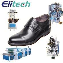 turnkey leather shoe factory making machine men shoe manufacturing plant