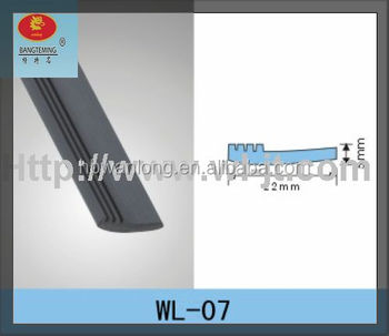 Factory customized flexible plastic strips RS18