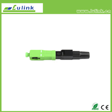 Portable Ftth Fiber Optic Toolkit For Installing Fast Connector And Fiber Optic Drop Cable