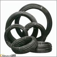 High Quality black iron wire annealed / soft iron wire From China supplier