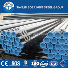 Carbon steel seamless pipes for use in low and medium pressure boilers, petroleum casing tubes