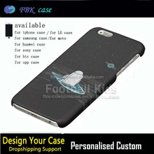 New Products 2016 For iPhone 6s Cover, Slim Hard Plastic Case For iPhone 6s Mobile Phone Cover
