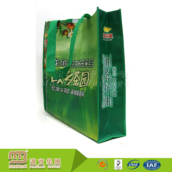 24-Year Manufacturer Custom Printed Die Cut Handle Purchase Plastic Bags Imported from China