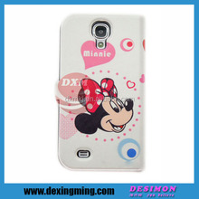 for cute girl ultra slim hello kitty case for galaxy s4 mini