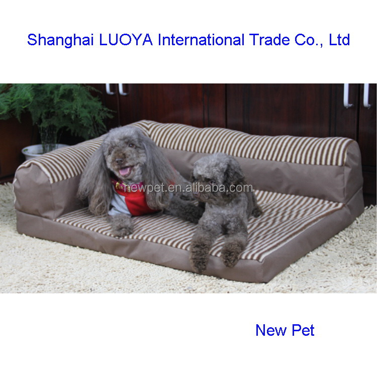 Factory supply direct sale pet cushion pet dog sofa comfortable sofa dog house