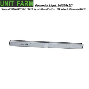 Grow light LED Bar LED Grow Light 2018 Model LED tube grow light