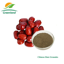 Hot Sale Natural Herb Traditional Chinese Medicine Chinese Date fructus jujubae Granules Formula
