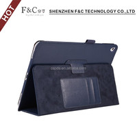 OEM 2016 Leather Flip Folio Tablet Cover Book Style Stand Case For iPad Air 3
