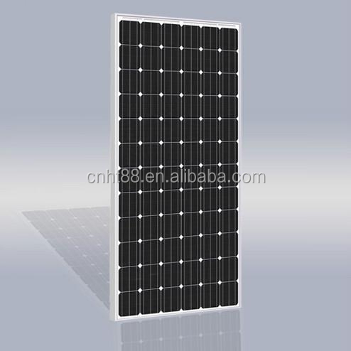 250w monocrystalline silicon solar panel for 24v solar system