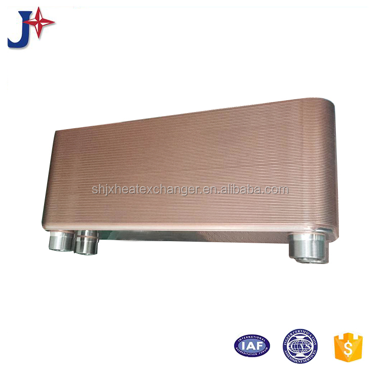water cooled chiller heat exchanger refrigerator condenser r410a refrigerant for sale