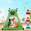 2017 Hot sale outdoor pet product tent creative folding tent house