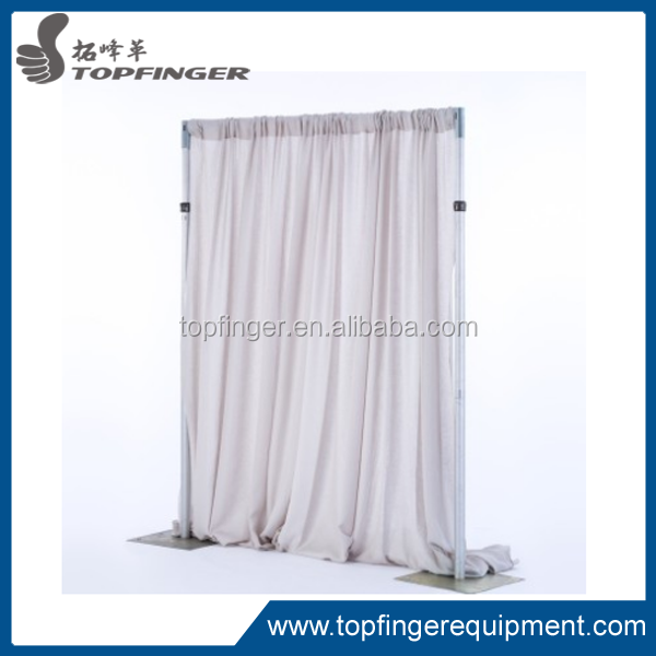 Trade assurance aluminum flexible pipe and drape mandap sale india