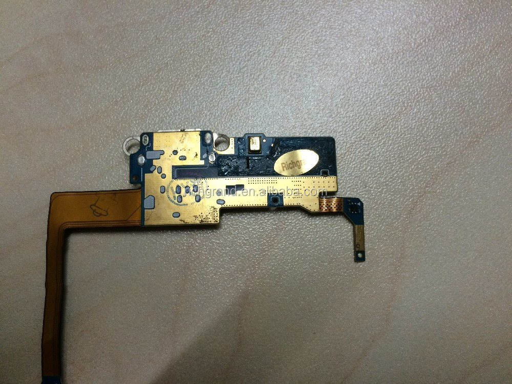 High quality For samsung galaxy note3 N900 charger connector flex cable