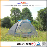 Hot selling factory price double layer backpacking tent