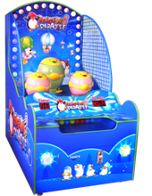 penguin paradise indoor amusement arcade ticket redemption game kids coin operated game machine