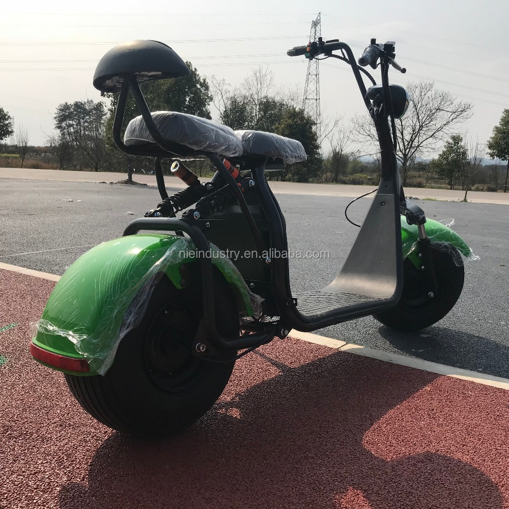 Multifunctional self balancing one wheel electric scooter