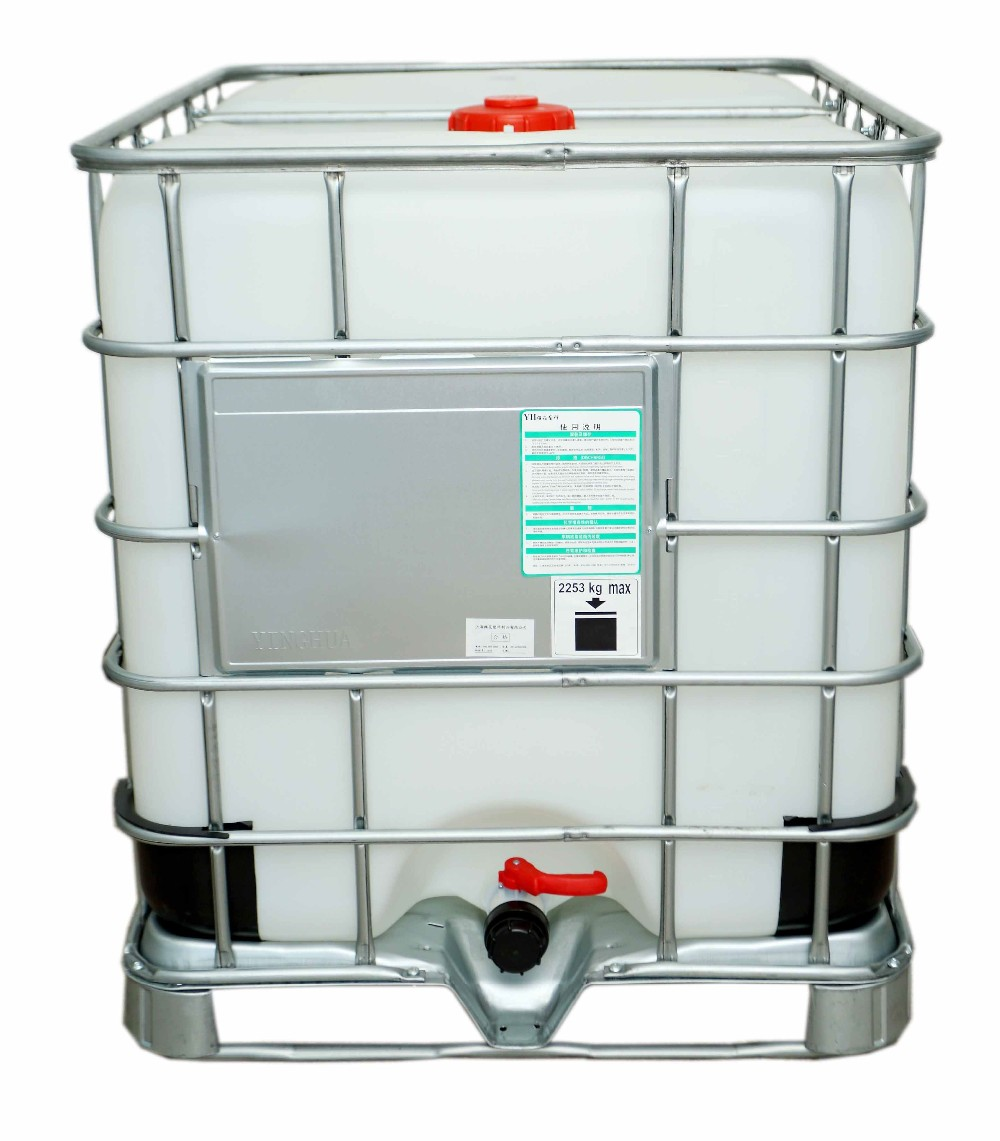 1000L plastic IBC container for new chemical