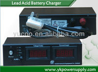 Fully auto super power electronic car 12V lead acid battery charger