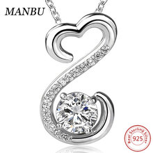 online shop china 925 sterling silver necklace valentine day gift jewlery new products ideas 2018 YW005