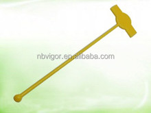 B31-0048 Bamboo Shaped Plastic Stirrer