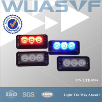 DC 24V/12V LED warning lamp LED headlight for motorcycle and cars